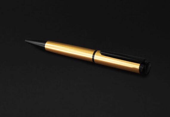 DAHNAG PEN FOR MEN GOLD BLACK