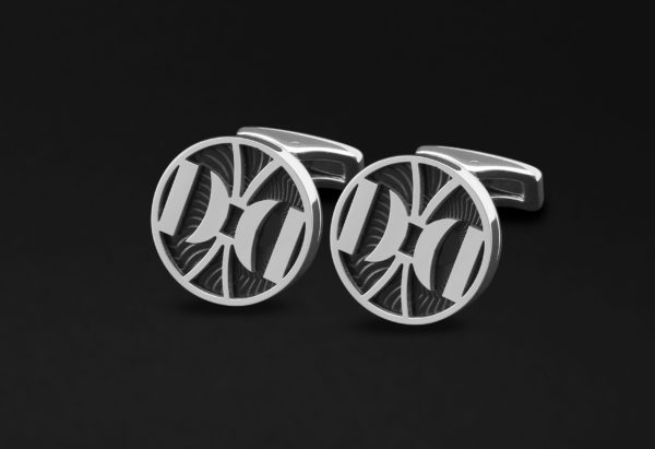 CUFFLINKS FOR MEN SILOVER