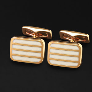 CUFFLINKS FOR MEN ROSS GOOLD