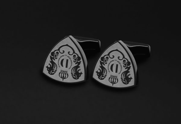 DAHNAG CUFFLINKS FOR ME BLACK